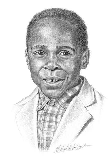 Michael age 5